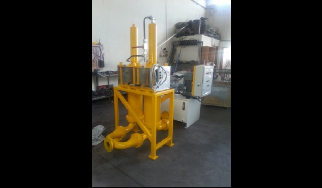 Mud pumps and filter press