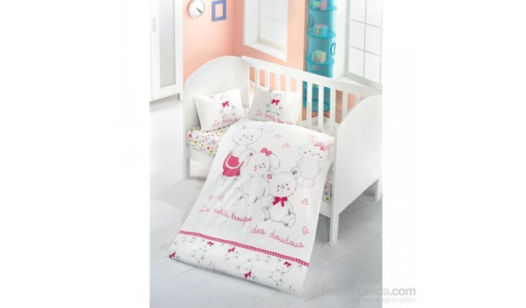 Beautiful Baby Bedding Set