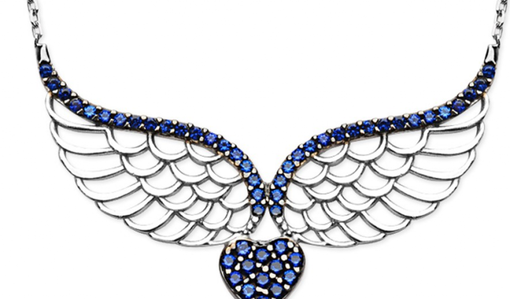 Luxery Angel Necklace - an special gifts for  Birthday