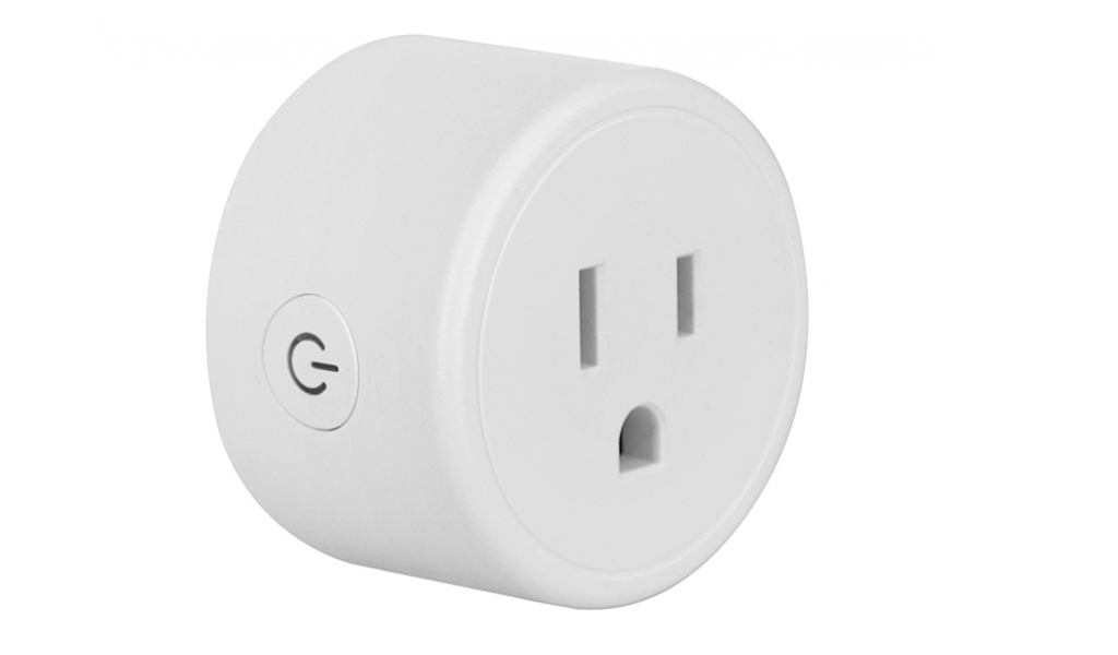 WIFI ENABLED SMART PLUG COMPATIBLE WITH ALEXA IFTTT
