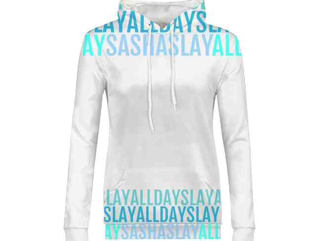 Sasha Slay Collection: Marquee Hoodie