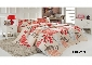 Different Flower Model Double Bedding Set