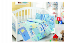 Different Design of Best Class Baby Bedding Set