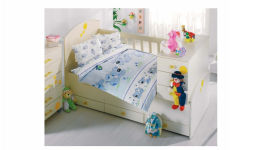 Turkish Cute Baby Bedding Set in Different Colors