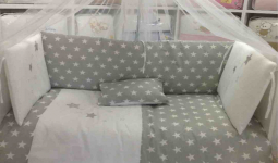 Turkish baby sleep set and Duvet