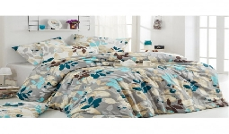 Nice Colorful Double Bed Set for four seasons