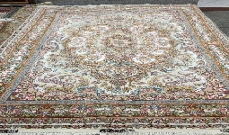 Hand made carpet 2x3 55 Raj